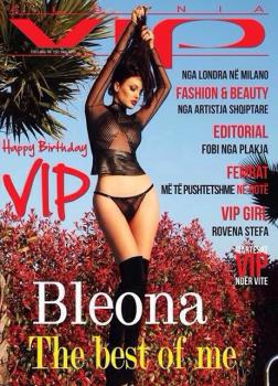 Bleona has broken the TOP TEN Billboard Dance Club Songs chart